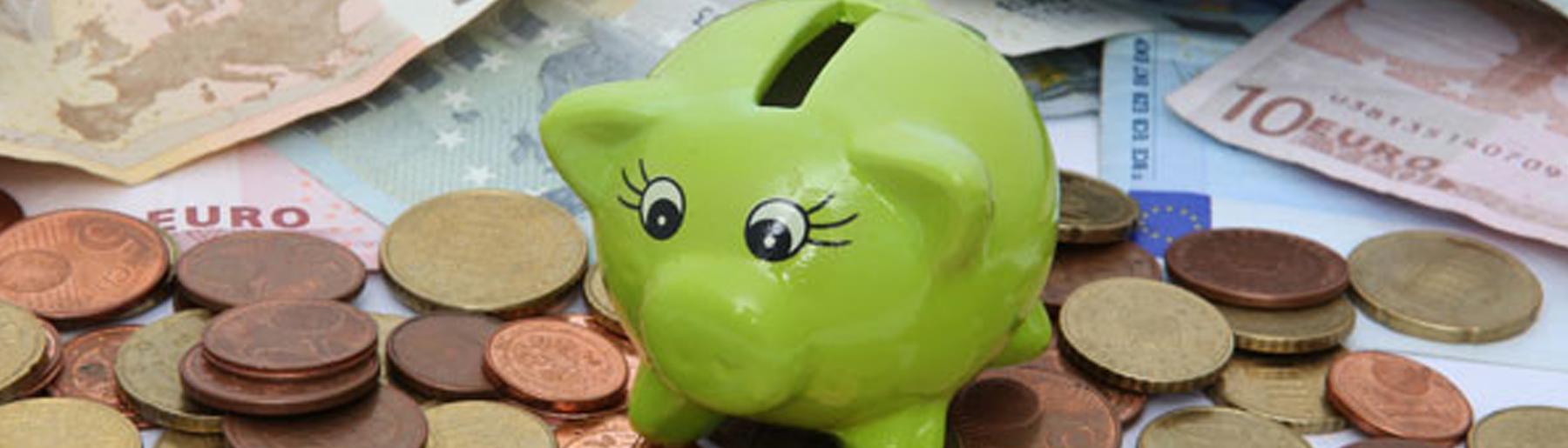 Kredite und Sparen
